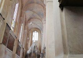 Šv.Jurgio Kankinio bažnyčia, Kaunas. Prieš ir po...