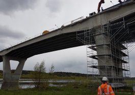 Tiltas per Nemūną Jurbarke